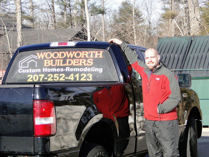 Dan Woodworth of Woodwoorth Builders South Berwick Maine